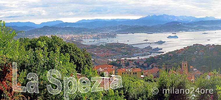 La Spezia in Ligurien